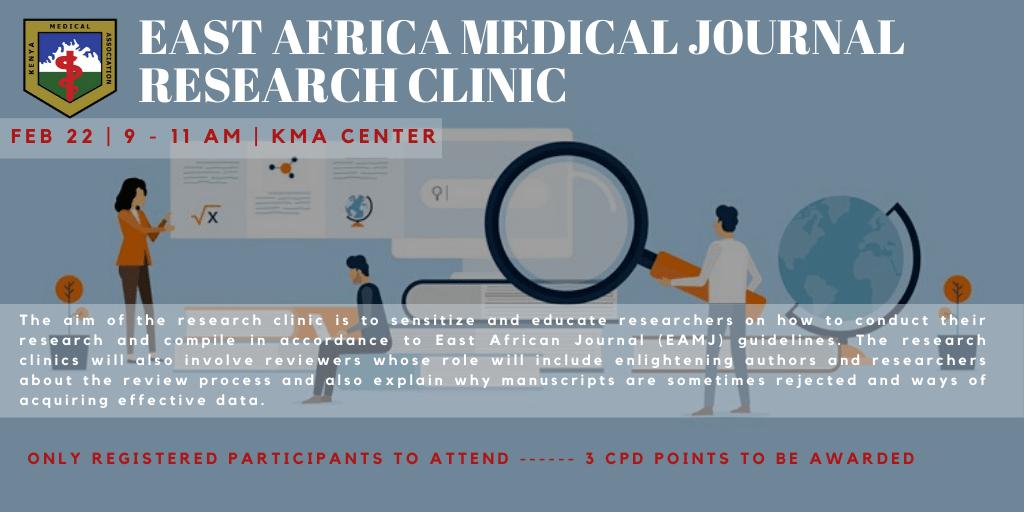EAMJ Scientific Research Clinic